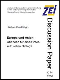 Gu, Xuewu (Hrsg.): Europa und Asien: Chancen für einen interkulturellen Dialog?