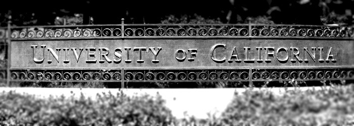 Hendrik W. Ohnesorge an der University of California, Berkeley