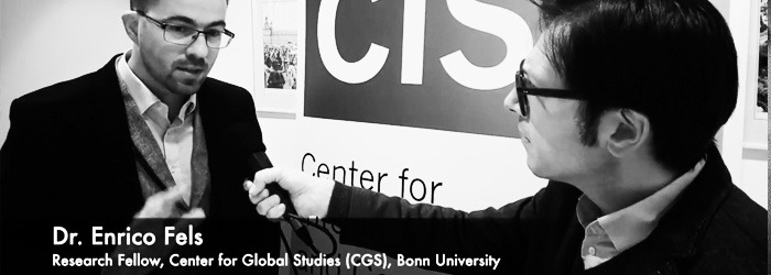 CISG Podcast: Making sense of Trump's trip to Asia