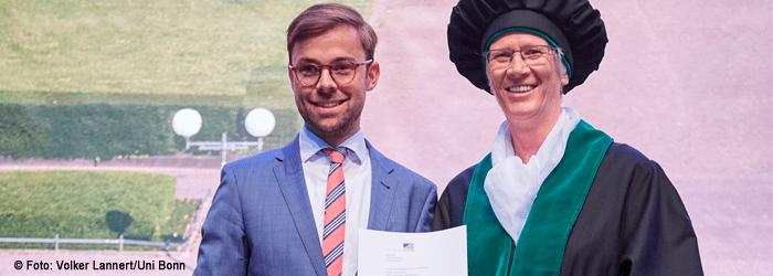 Lehrpreis der Universität Bonn 2018