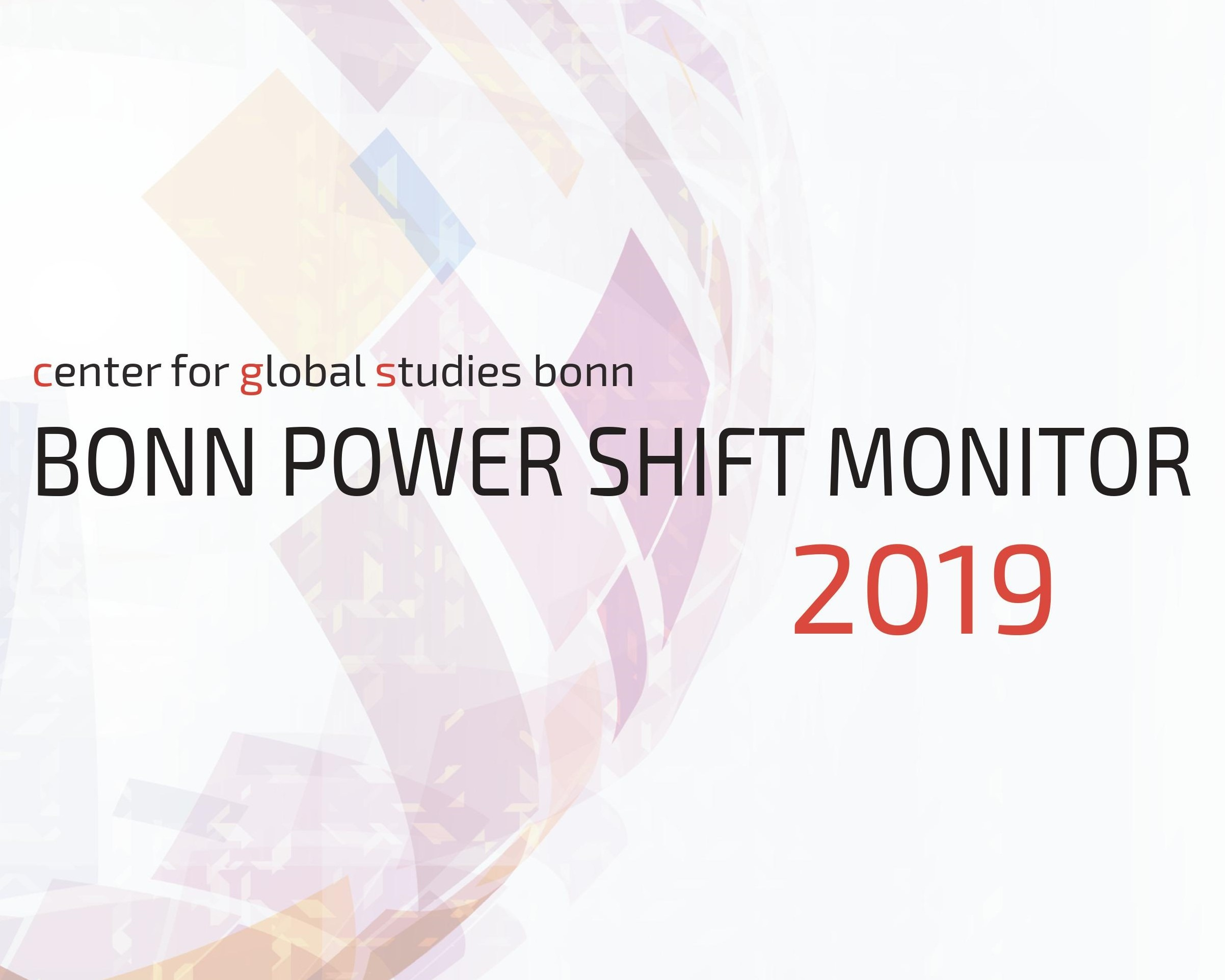 Bonn Power Shift Monitor 2019