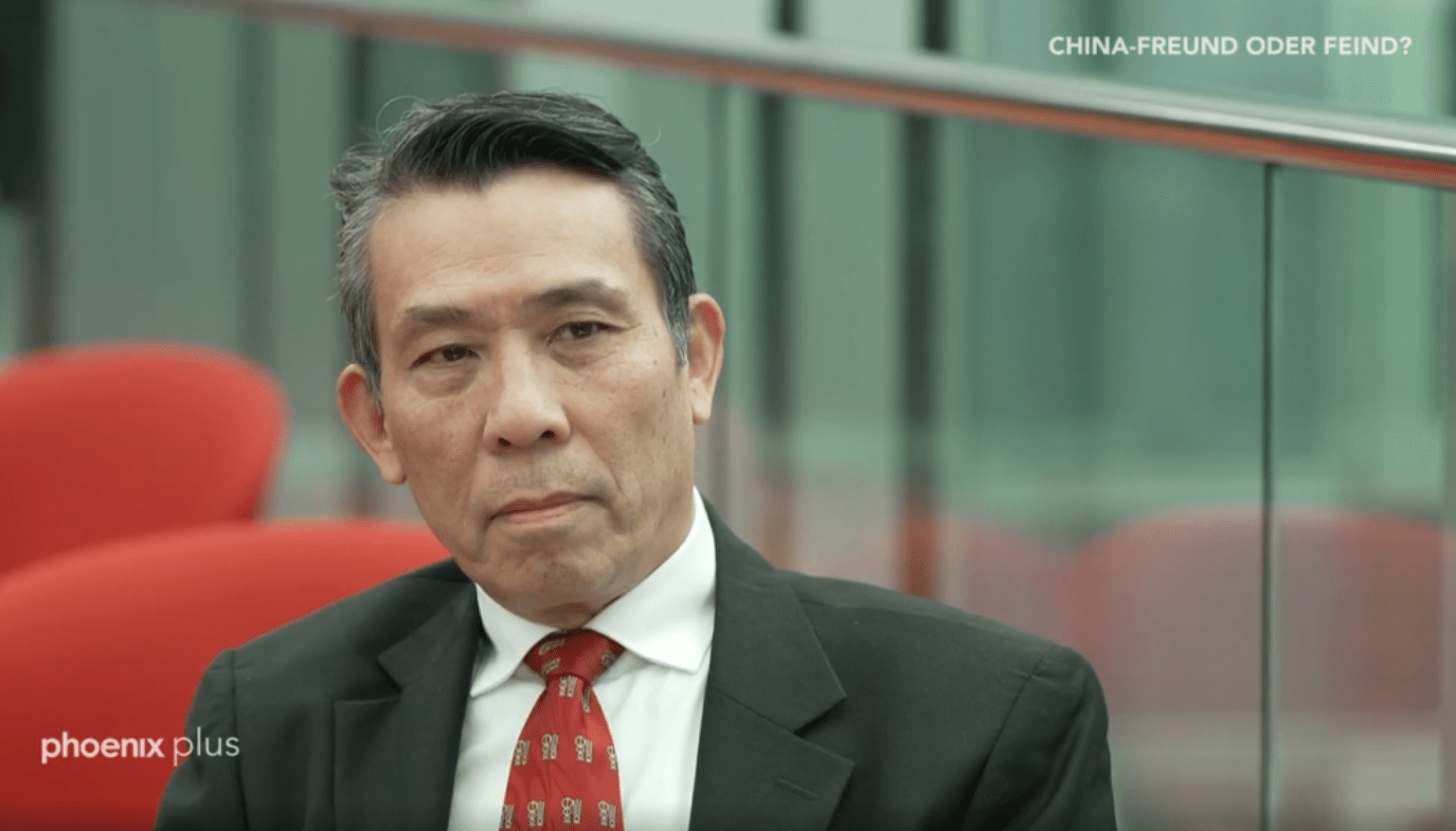 China: Freund oder Feind? – Professor Gu bei Phoenix Plus